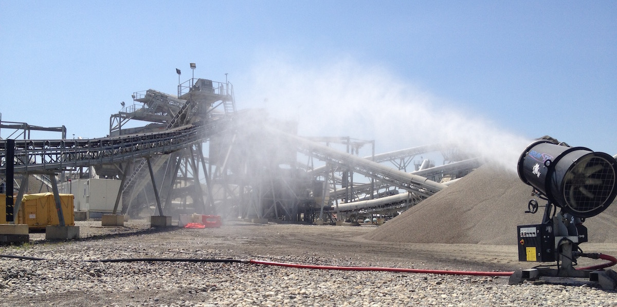 Dust: Small Particles, Big Hazard